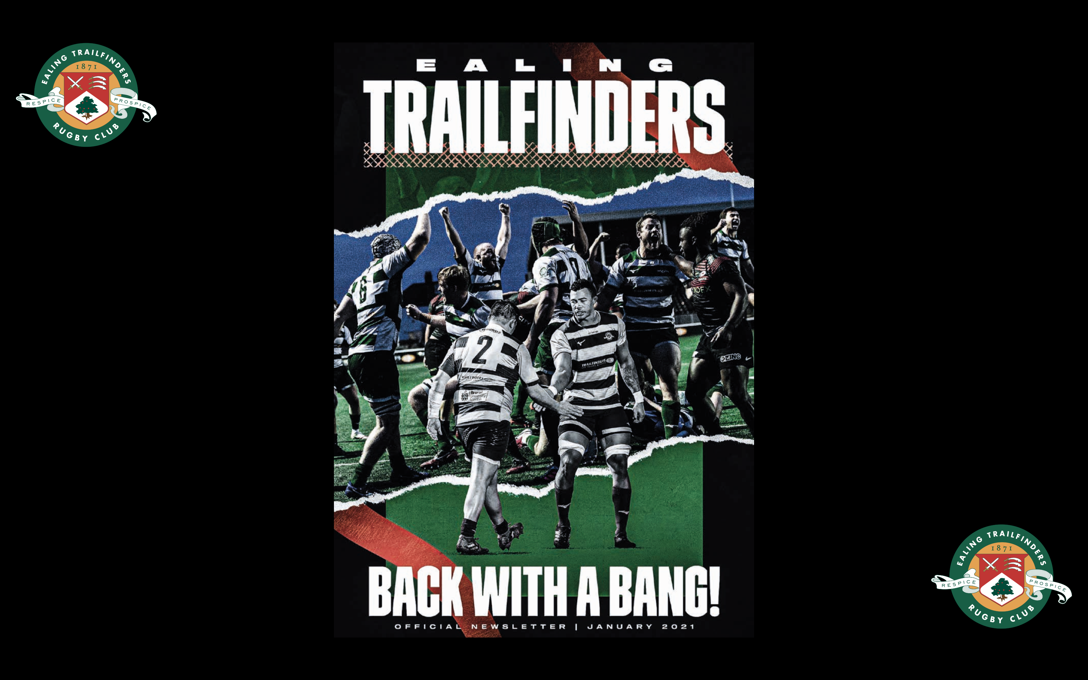 Ealing Trailfinders Times - latest copy available now!