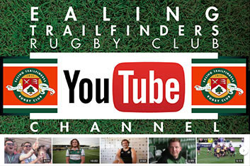 Ealing Trailfinders Rugby Club Official Youtube Channel