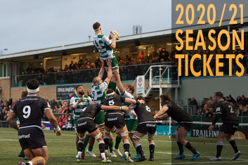 Season Tickets 2020/21